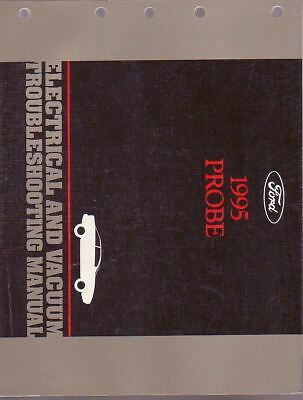 1995 ford probe factory service manual ev electrical wiring diagram