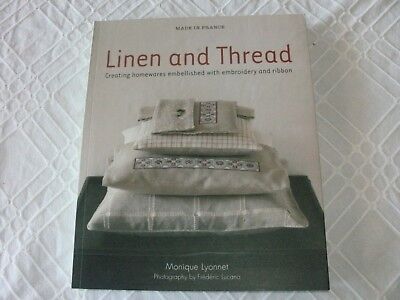 Made In France - Linen And Thread - Monique Lyonnet - Good Condition