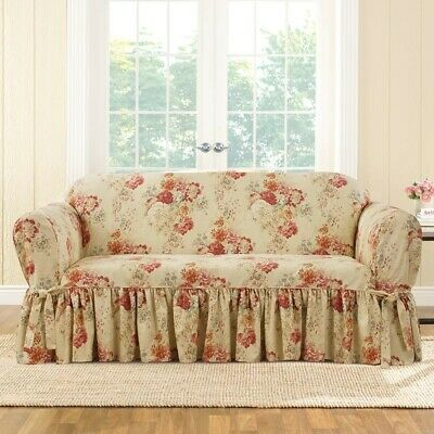 Peachy Sure Fit Lexington Cushion Loveseat Slipcover 62 71 Ncnpc Chair Design For Home Ncnpcorg