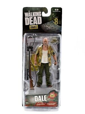 McFarlane Toys - The Walking Dead TV Series 8 - Dale Action Figure