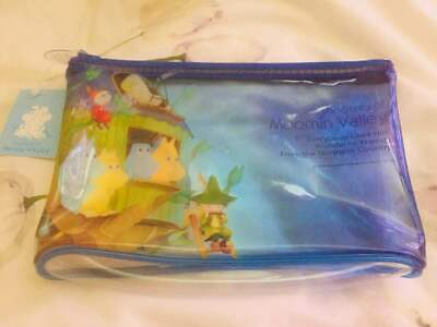 Trousse 18 x 12 cm MOOMIN VALLEY pencil case LES MOOMINS Moominland Tove Jansson
