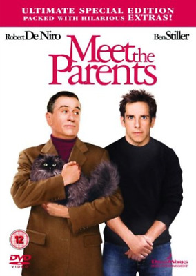 Meet The Parents (Special Edition) (UK IMPORT) DVD [REGION 2] NEW