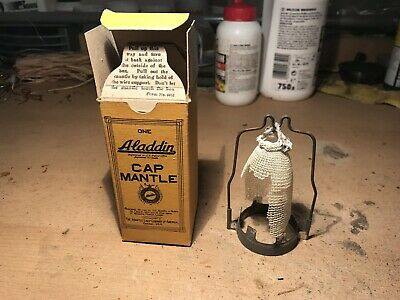 Aladdin Oil Lamp Cap Mantle