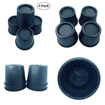 Niceclub Round Circular Bed Risers Table Furniture lifts 3 Inch