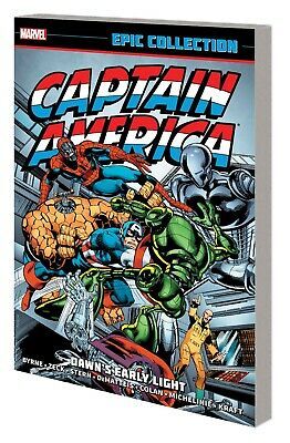 MARVEL: Captain America Epic Collection: Dawn's Early Light TPB (New, OOP!)