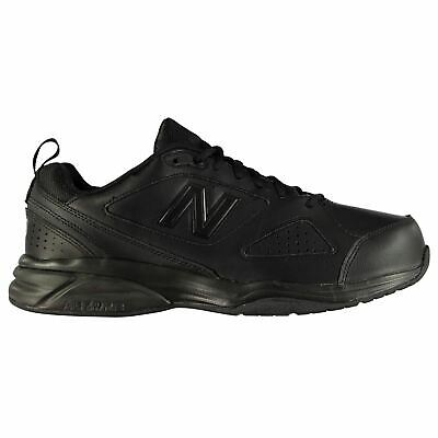 New Balance Mens 624v4 Trainers Sports Training Gym Sneakers Shoes