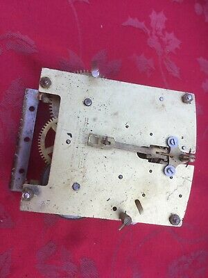 Smiths 7b 113 Striking Clock Movement Spares Or Repair