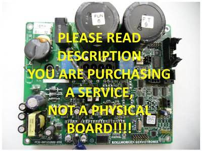 Repair Service for Graco Control Board for UltraMax II - Part # 287247/ 287941