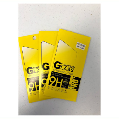 3 Pack Premium Real Screen Protector Tempered Glass Film Iphone 6 Plus