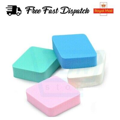 4 x Beauty Soft Sponge Make Up Facial Face Washing Cleansing Cleaner Foundation