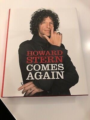 NEW! Howard Stern Comes Again by Howard Stern Hardcover 2019 (Hardcover)