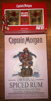 Captain Morgan Original Spiced Rum 3D Wood Man Cave Bar Sign 13in X 19in