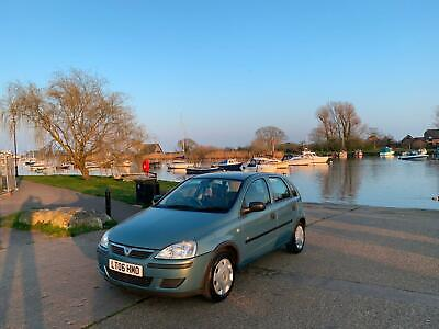 2006 Vauxhall Corsa 1.2i 16v Twinport 5 Door Hatchback ( 1 Lady Owner From New )