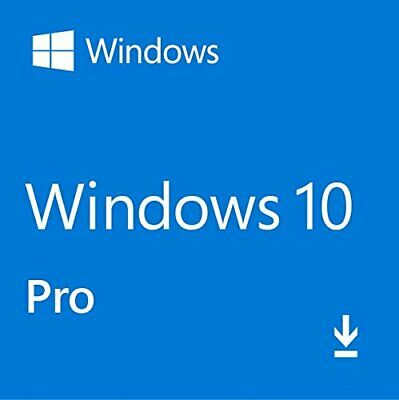Microsoft Windows 10 Professional 2019 Retail 1-20 PC Install Brand New Genuine