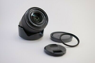 Sony SEL 28mm f/2 FE Lens with UV haze filter, great condition, no scratches.