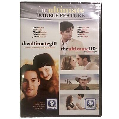 The Ultimate Double Feature: The Ultimate Gift / The Ultimate Life DVD Sealed