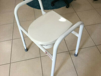 Portable Commode / Toilet Chair - VGC