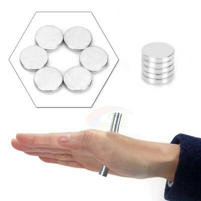 50-500x Rare Earth Strong Magnet Discs 10 x 2mm Round Neodymium Magnets Tiny N50