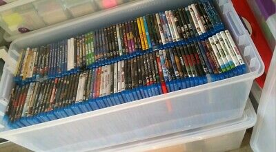 Over 500 Blu Ray Movies For Individual Sale 5$ each  Like New Condition  Group 2