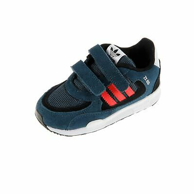 884885f3d27 adidas Originals Kids Baby ZX 850 CF Baby Sports Shoes Trainers Sneakers  Pumps