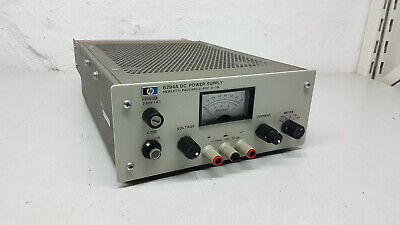 HP Hewlett Packard 6294A DC Power Supply 60V 1A Labornetzteil