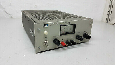 HP Hewlett Packard 6200B DC Power Supply 40V 0.75A 20V 1.5A