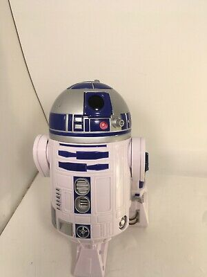 "Disney Store R2-D2 Droid Talking & Moving Figure 10.5"" STAR WARS ~The Last Jedi"