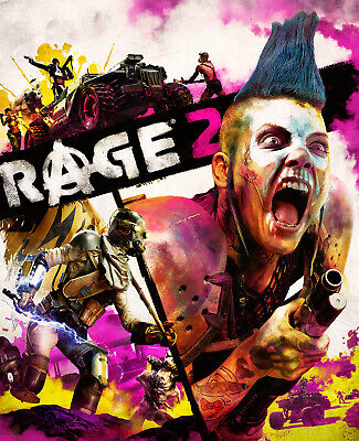 RAGE 2 Deluxe Edition STEAM account access OFFLINE PC