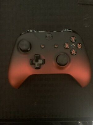Microsoft XBOX ONE Wireless Controller [ Volcano Shadow Special Edition ] NEW