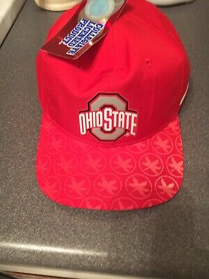official photos 48464 7ff74 Ohio State Buckeyes Nike Dri-Fit Adjustable Hat Brand New Buckeyes On Brim  Red