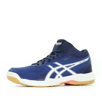 Chaussures Gel Task Montante Volley Ball Blanc Homme Asics
