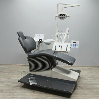 Sirona C3 + Treatment Unit Complete Refurbished with Neulackierung Year 2008