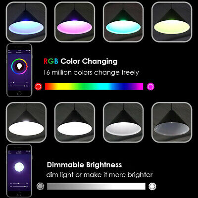 Sonoff Bulb E27 6W WiFi RGB CCT Timer Regulable Amazon Alexa  Google Home