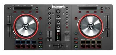 Numark Mixtrack 3 - All-In-One 2-Deck DJ Controller for Serato Including an...