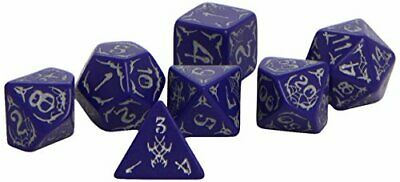 Pathfinder Second Darkness Dice, Set of 7