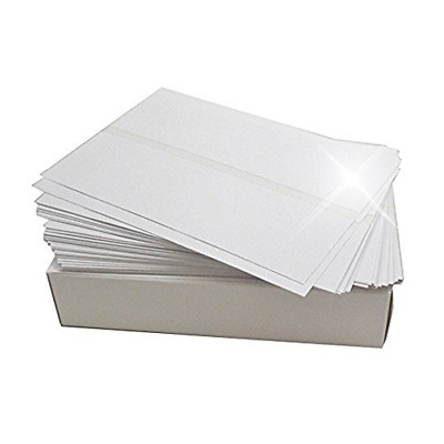 Bright White Box of 300 Double Postage Meter Tapes 5 1/4 x 3 1/2 Compares to &