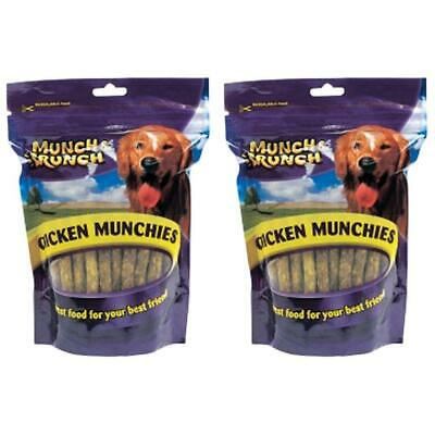 Kerhoot Rawhide Chicken Munchies Hide Chews For Dogs | Low Fat Chew Sticks...