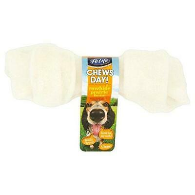 HiLife Chews Day! Rawhide Prairie Bone Dog '12 x Bones'