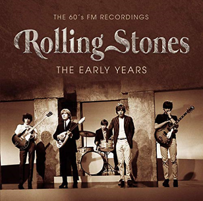 Rolling Stones-The Early Years: 60`S Fm Recordings (Us Import) Cd New