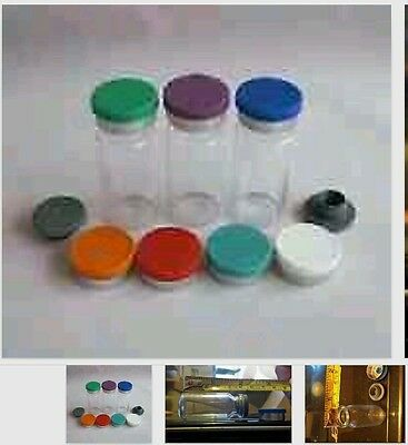 (1000) 20mm/13mm flip top lids in all colours