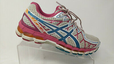 promo code 47b2a ef970 ASICS Gel-Kayano 20 20th Anniversary Womens Size 10 Wide Multi-Color T3N8N
