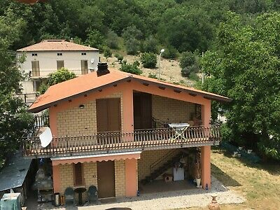 New Detached House Near National Park, In Italy,