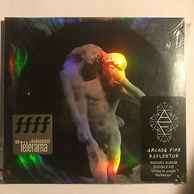 Arcade Fire Reflektor double cd neuf sous blister