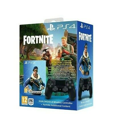 SONY Dualshock 4 Wireless Controller Fortnite Limited Edition for PS4 NEW