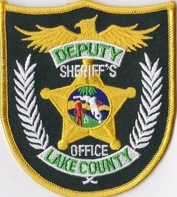 LEON COUNTY FL Florida Sheriff's Office patch - NEW! *STATE CAPITAL
