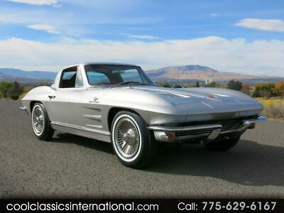 1963 CHEVROLET CORVETTE Split Window - $59,000 00 | PicClick