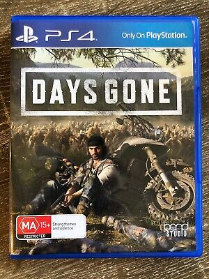 Days Gone Playstation 4 PS4!