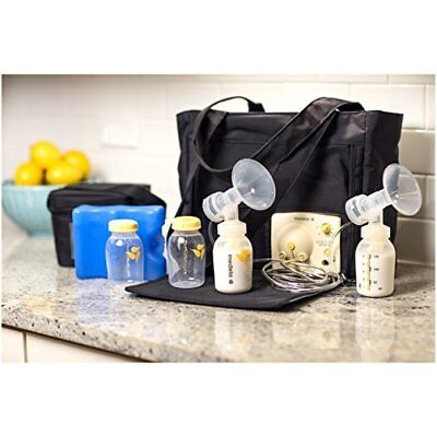 Medela Pump In Style Advanced Double Breastpump On-the-Go Tote FREE Shipping