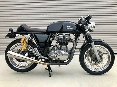Royal Enfield Continental GT 535cc cafe racer (Learner Legal)