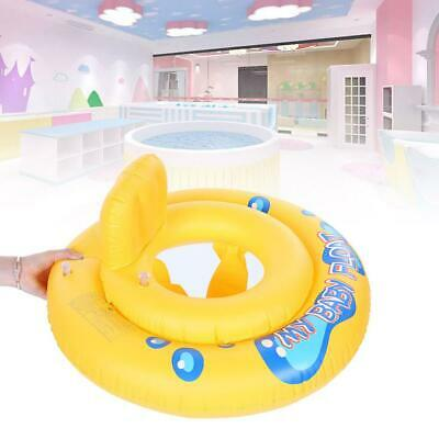 Summer Kids Baby Inflatable Swimming Pool Raft Floating Seat Boat Safe Ring